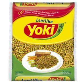 LENTILHA-YOKI-500G