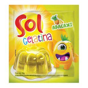 GELATINA-SOL-25G-ABACAXI