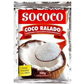 COCO-RALADO-SOCOCO-100G