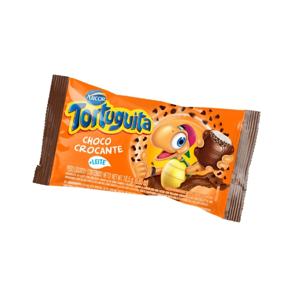 ARCOR-TORTUGUITA-CHOCO-CROCANTE-18G