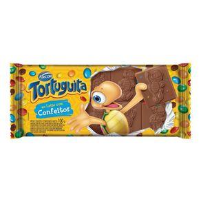 CHOC-TORTUGUITA-100G-CONFEITOS-ARCOR