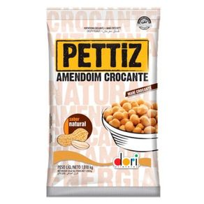 PETTIZ-AMENDOIM-CROCANTE-NATURAL-DORI-1010G