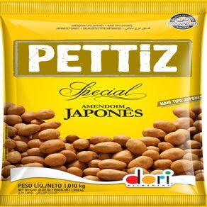 PETTIZ-AMENDOIM-JAPONES-DORI-1010KG