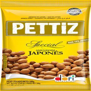 PETTIZ-AMENDOIM-JAPONES-DORI-500G
