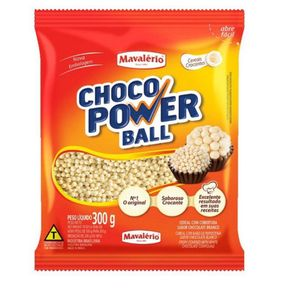 CHOCO-POWER-BALL-MICRO-CHOC-BRANCO-MAVALERIO-300G