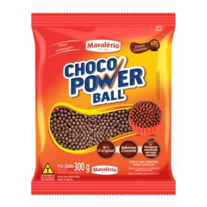 CHOCO-POWER-BALL-MICRO-CHOCOLATE-MAVALERIO-300G