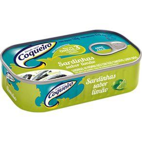 SARDINHA-LIMAO--COQUEIRO-125G
