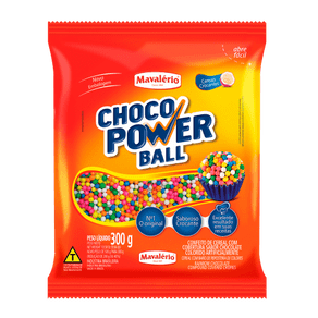 CHOCO-POWER-BALL-MICRO-CHOC-COLORIDO-MAVALERIO-300-G