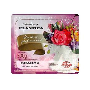 MASSA-ELASTICA-ARCOLOR-500G-BRANCA