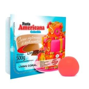 PASTA-AMERICANA-ARCOLOR-500G-LIVING-CORAL