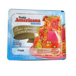 PASTA-AMERICANA-ARCOLOR-500G-PINK