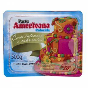 PASTA-AMERICANA-ARCOLOR-ROXO-HALLOWEEN-500G