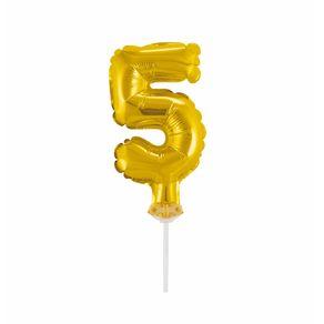 Balao-Topper-De-Bolo-5--Dourado-N-5-C--12-Unid