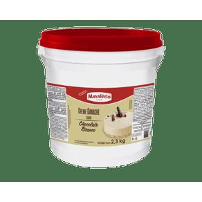 Creme-Ganache-Mavalerio-23kg-Chocolate-Branco
